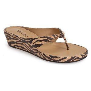 NWOB VANELI Cork Comfort Sandals 🦓